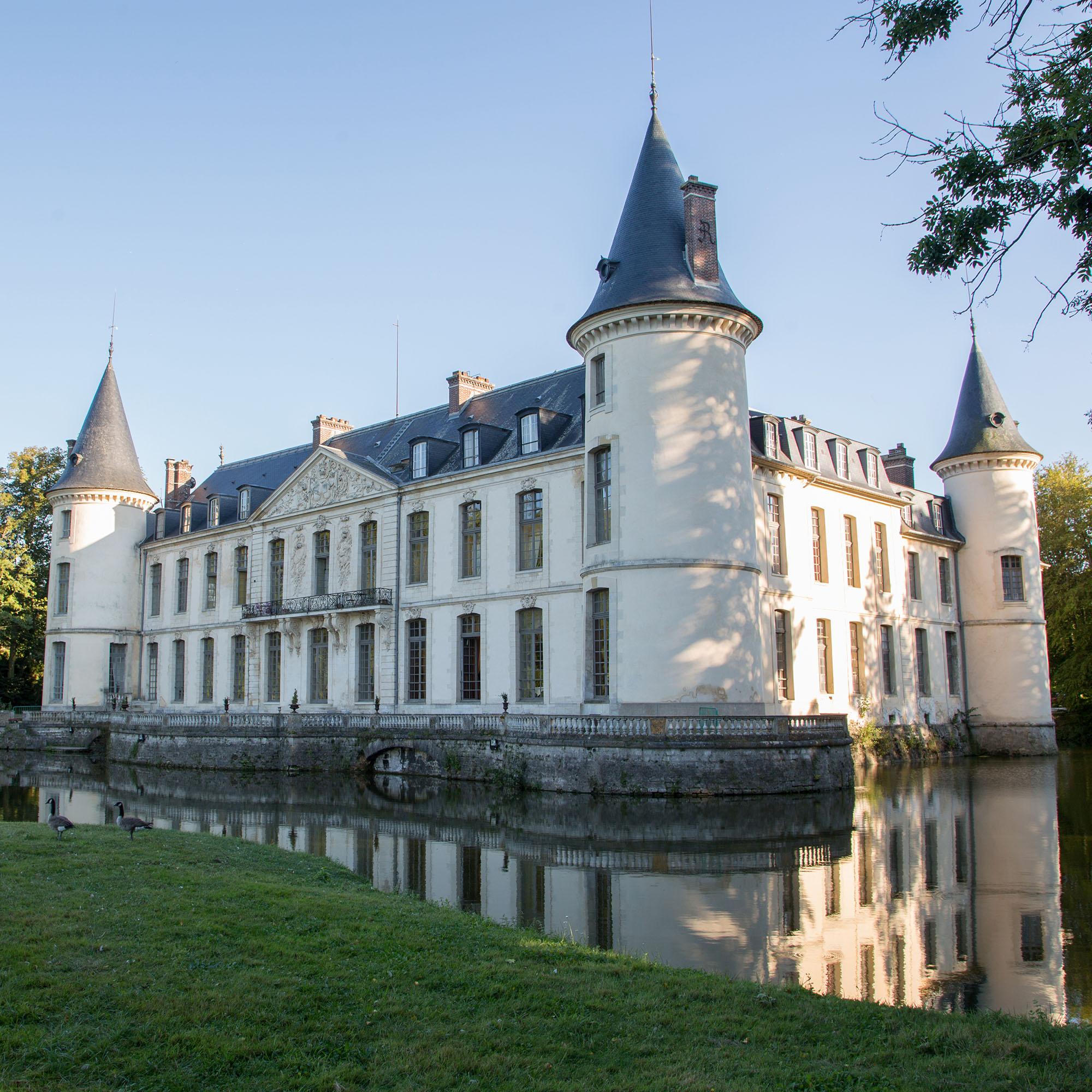 Château d'Ermenonville 2