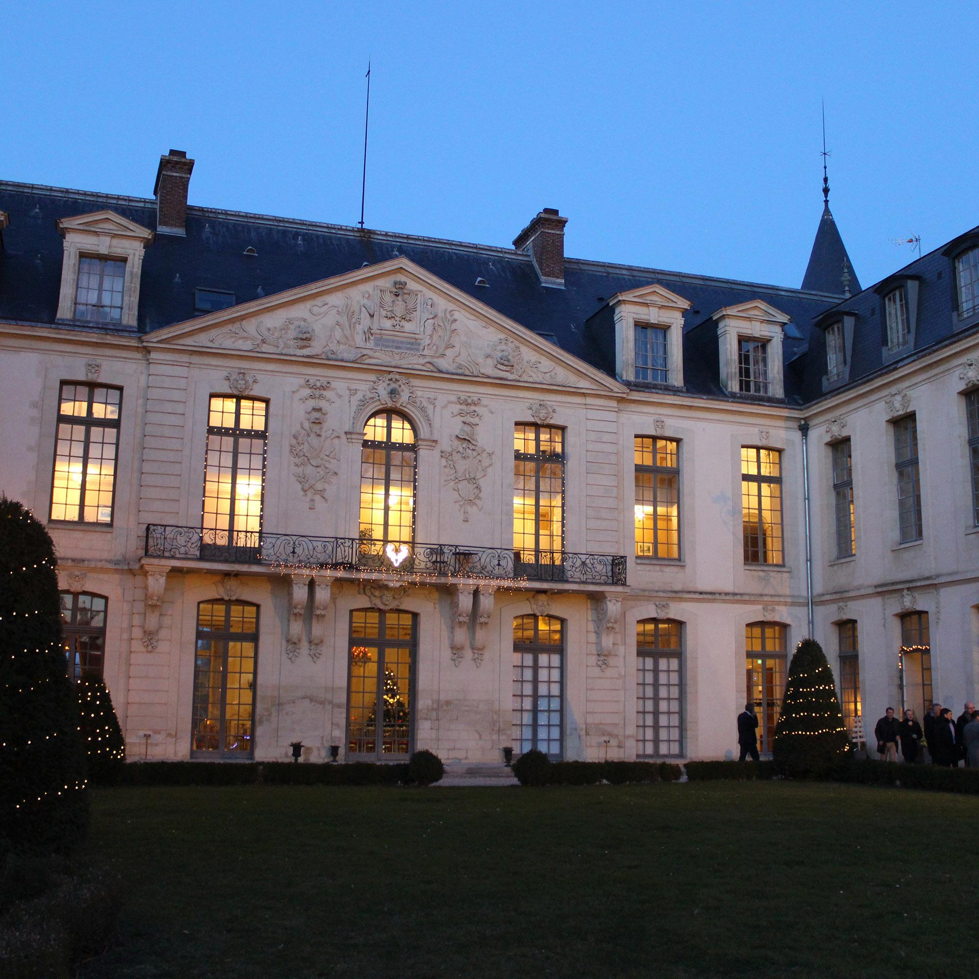 Château d'Ermenonville a