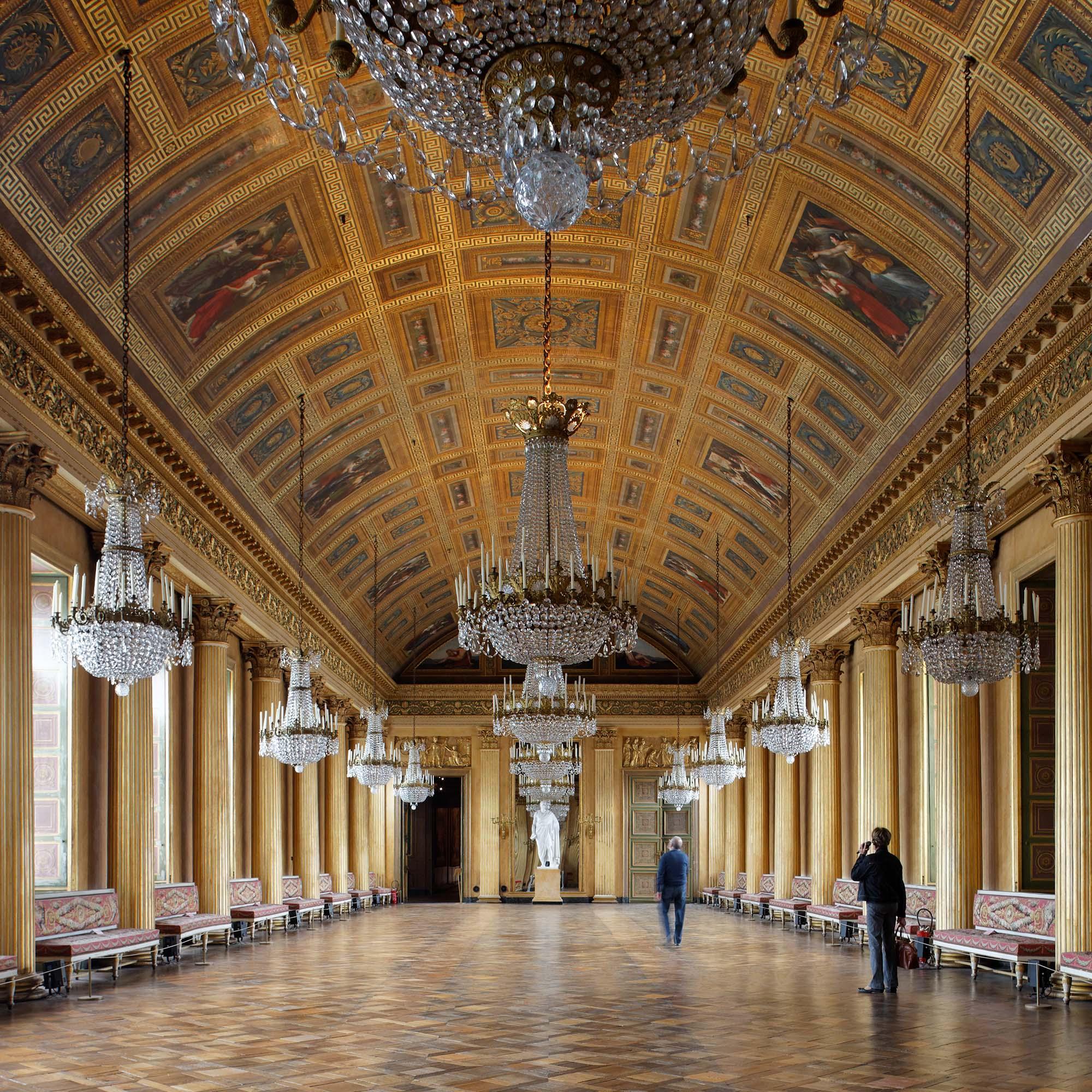 Château et Palais Impérial de Compiègne