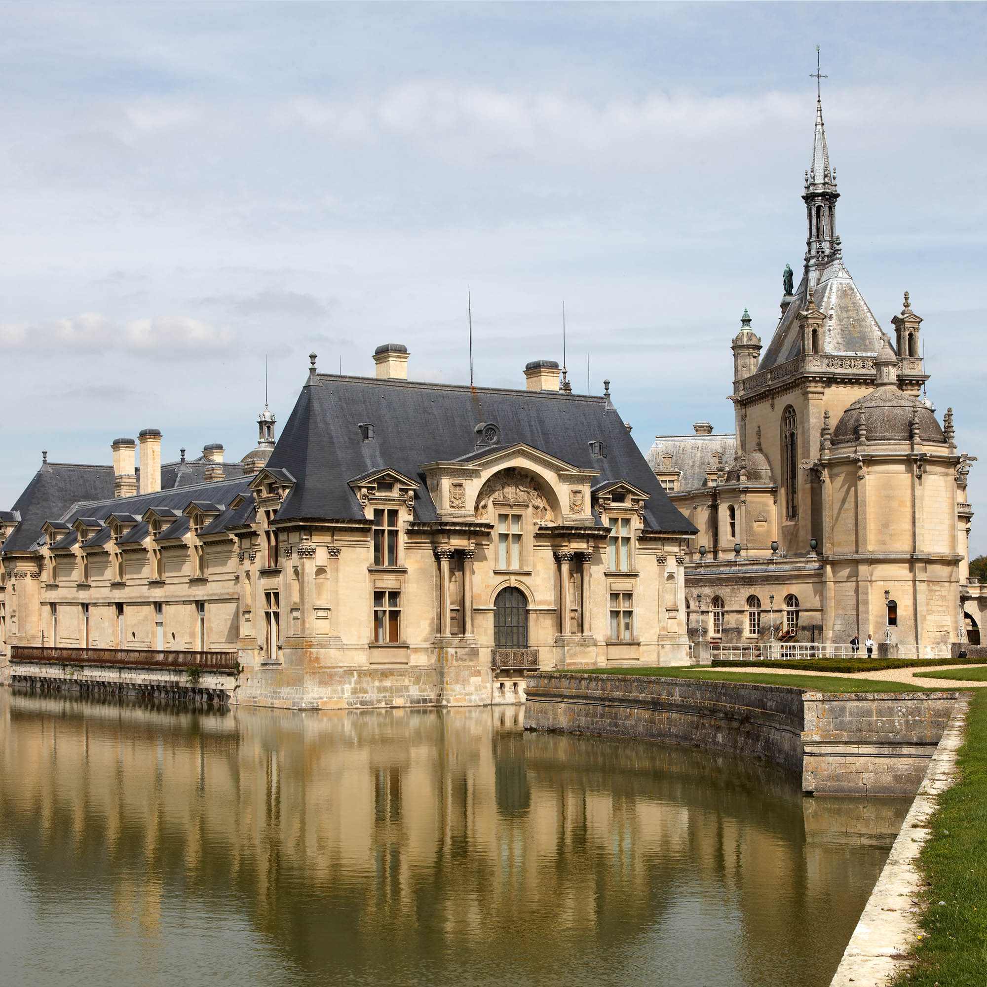 Domaine de chantilly2