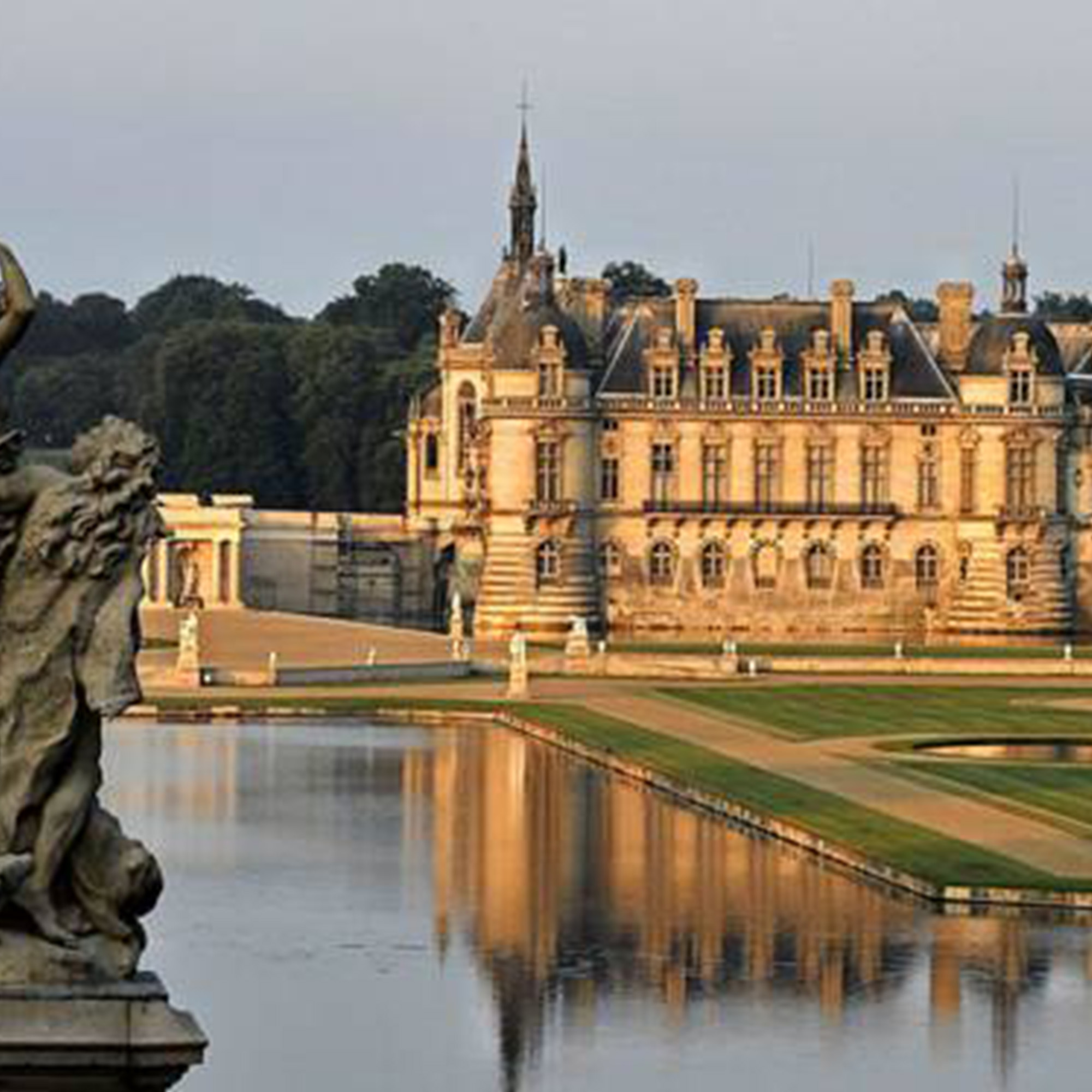gîte_saint_germain_oise_versigny_0007_Chateau de Chantilly